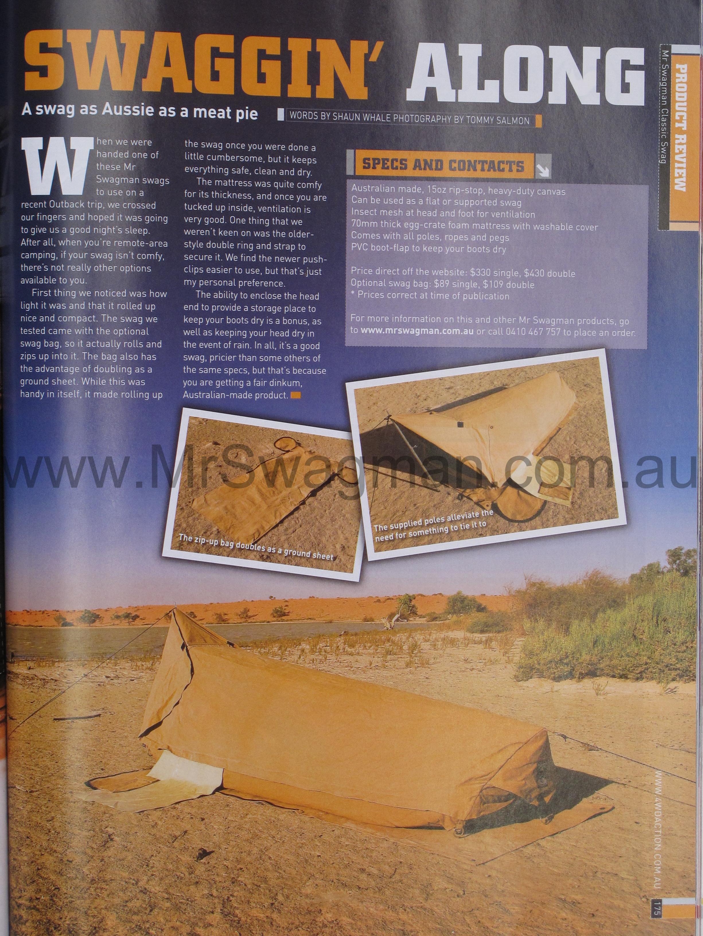 Australian 4WD